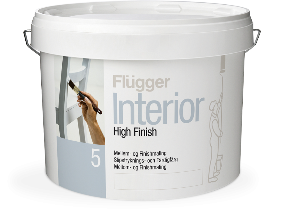 Interior High Finish 5