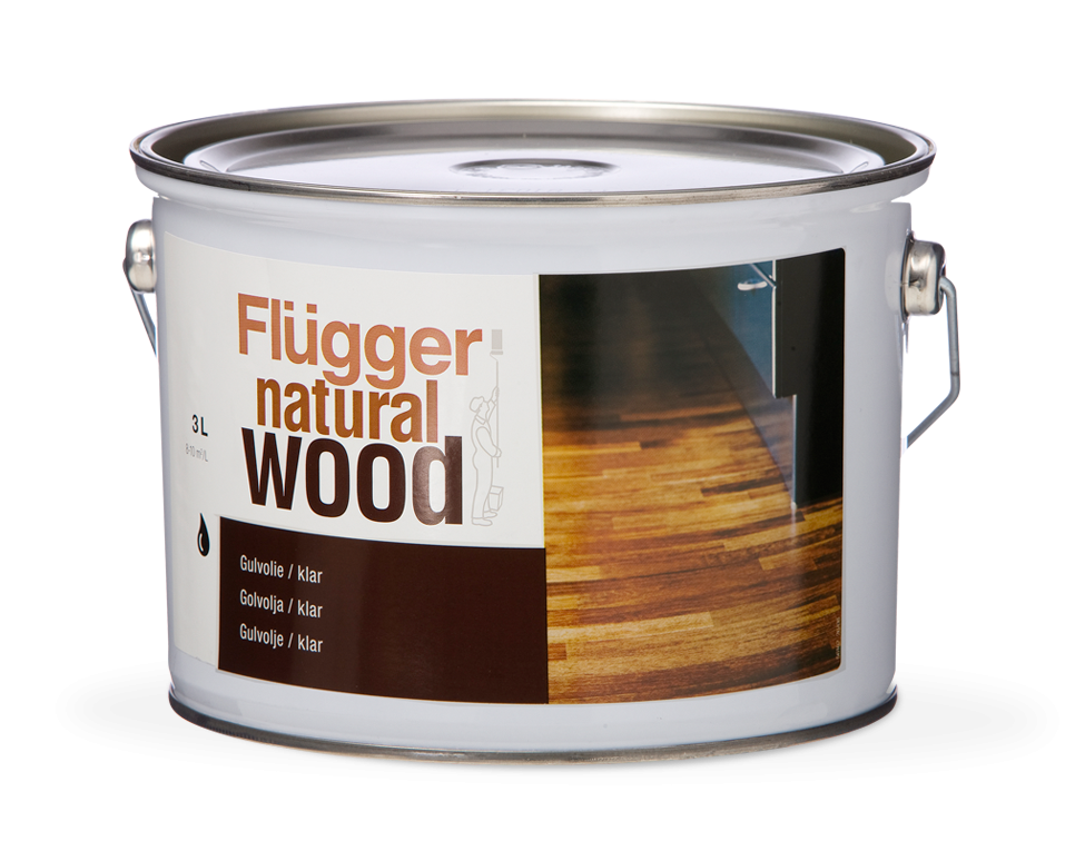 Natural Wood Floor Oil